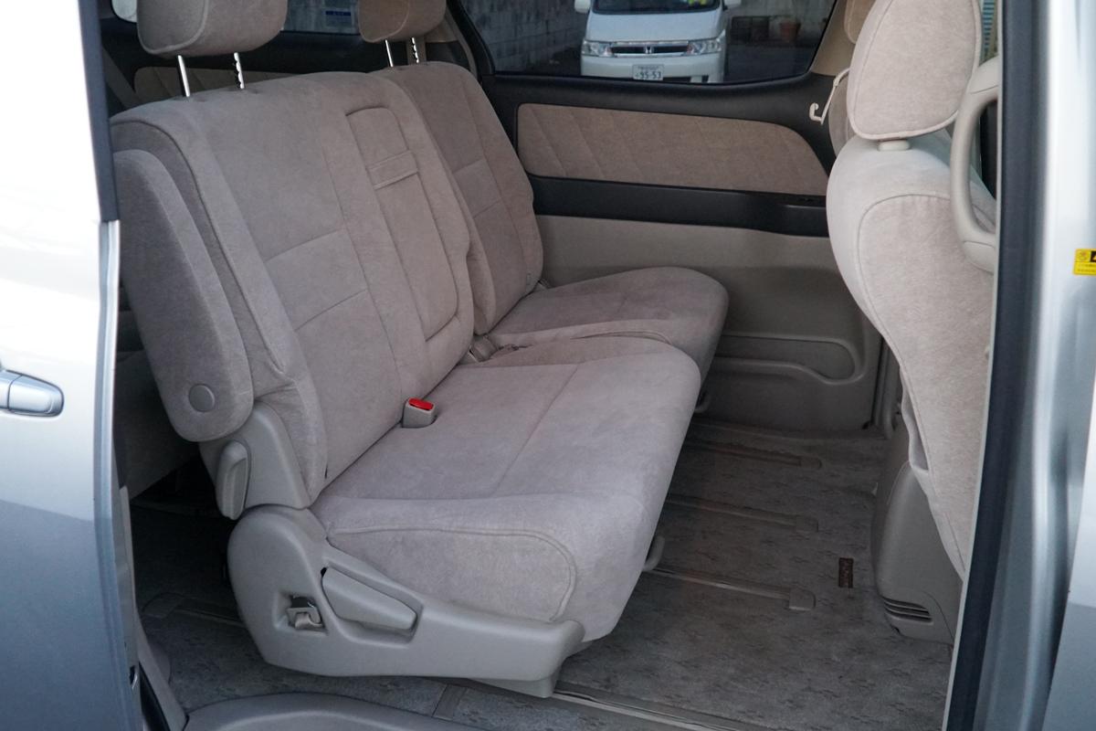 ALPHARD 2.4 4WD 8 seater / Sports car