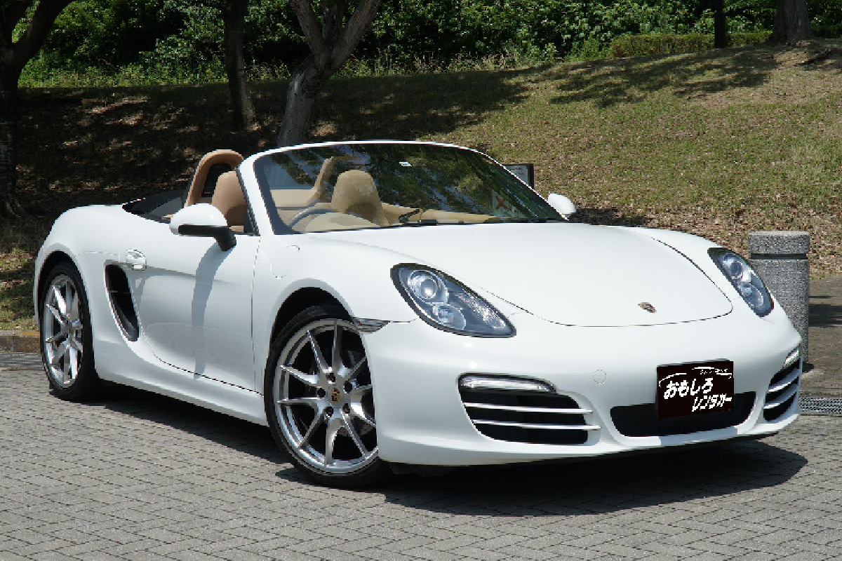 Sports Car Open Car Specialized For Rental Cars Omoshiro Rent A Car